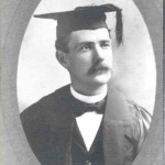 Dr. Lewis W. Spradling, great-grandfather of webmaster, circa late-1880s