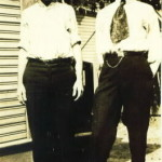 Frank Ulric and Riley Smythe Roquemore (brothers), circa 1912-1915