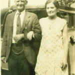 Thomas Franklin and Minnie Ann Durrett Roquemore, circa 1930s